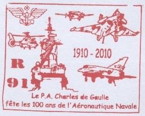 * CHARLES DE GAULLE (2001/....) * 210-0610