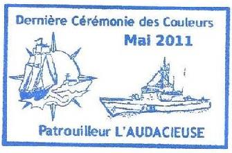 * L'AUDACIEUSE (1986/2011) * 211-0510
