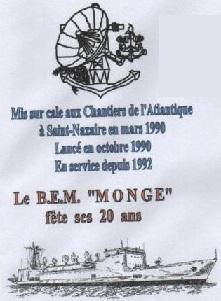 * MONGE (1992/....) * 212-0211