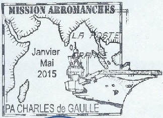 * CHARLES DE GAULLE (2001/....) * 215-0110
