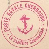 NAVAL - Bureau Naval N° 17 de Cherbourg 419_0012