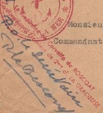 * LA GRACIEUSE (1940/1958) * 53-1110