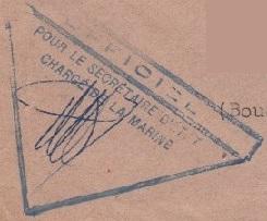 * COMMANDANT DOMINE (1940/1960) * 54-0610