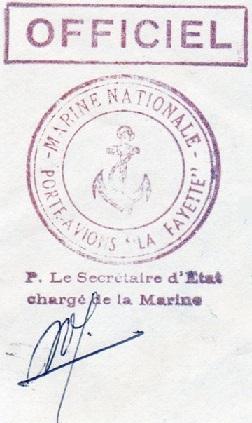 * LA FAYETTE (1951/1963) * 58-06_10