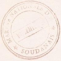 * SOUDANAIS (1950/1963) * 58-0710