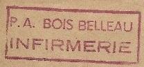 * BOIS BELLEAU (1953/1960) * 59-0110