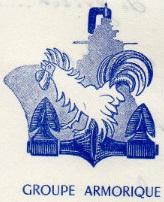 * BREST, Groupe Armorique * 61-1010