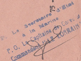 * LE LORRAIN (1957/1976) * 66-0810