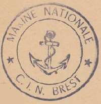* BREST, Centre d'Instruction Navale  (C.I.N) * 67-05_10