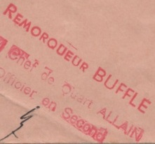 * BUFFLE (1940/1971) * 68-0110