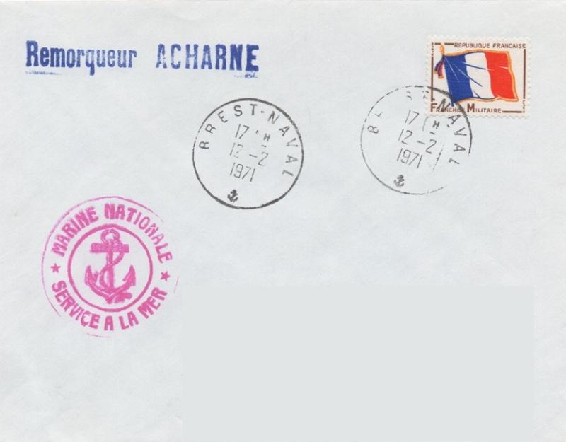 * ACHARNE (1947/1972) * 71-0212