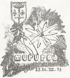 * MURUROA * 73-1210
