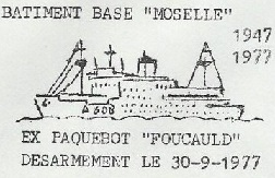 * MOSELLE (1968/1978) * 77-0910