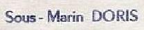 * DORIS (1964/1994) * 78-0710