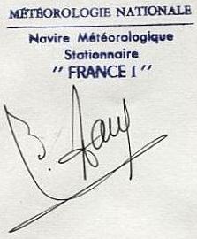 * FRANCE I (1958/1985) * 79-0910