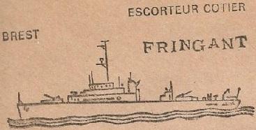 * LE FRINGANT (1959/1983) * 79-0911