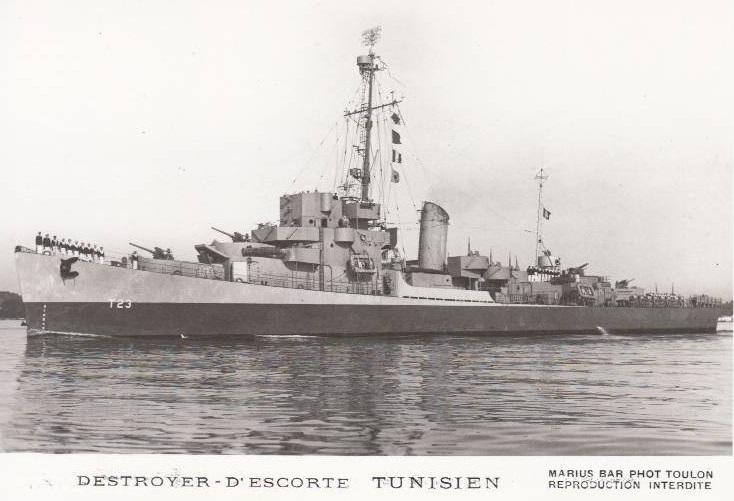 * TUNISIEN (1944/1963) * 793_0010