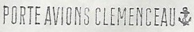 * CLEMENCEAU (1961/1998) * 81-0910