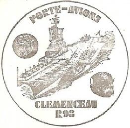 * CLEMENCEAU (1961/1998) * 82-0110