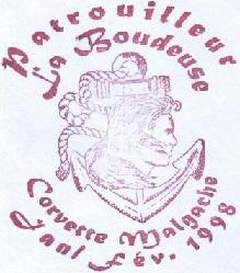 * LA BOUDEUSE (1987/2011) * 825_0012