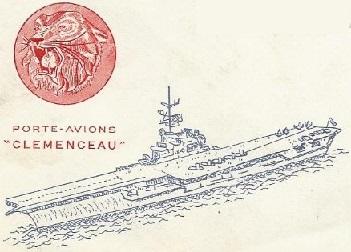 * CLEMENCEAU (1961/1998) * 85-0210