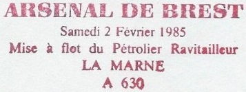 * MARNE (1987/....) * 85-0211