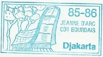 * JEANNE D'ARC (1964/2010) * 86-0410