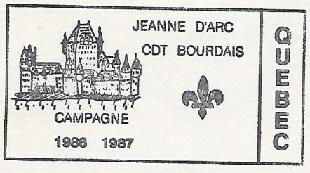 * JEANNE D'ARC (1964/2010) * 87-0510