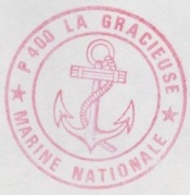 * LA GRACIEUSE (1987/....) * 87-0610