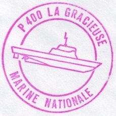 * LA GRACIEUSE (1987/....) * 88-0611