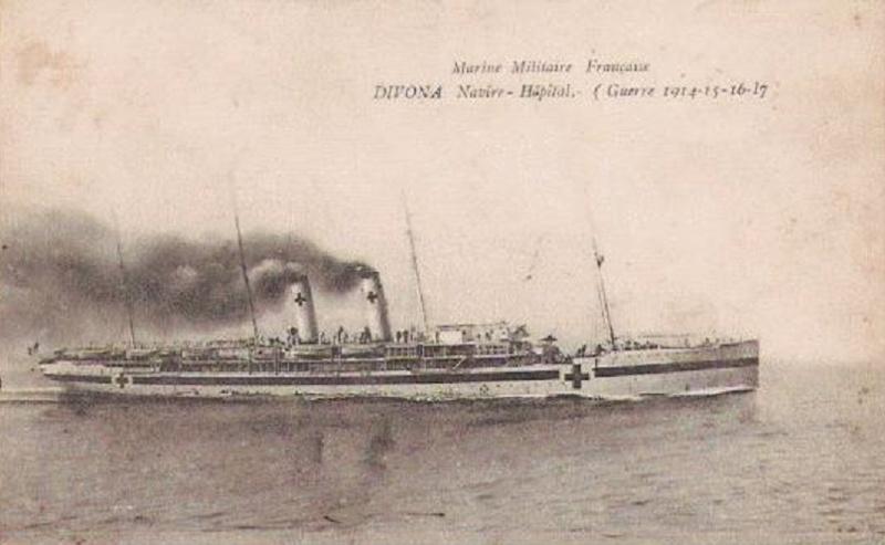 * DIVONA (1915/1918) * 885_0010