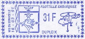 * FLOTTILLE 31 F * 91-0310