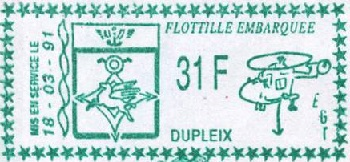 * FLOTTILLE 31 F * 91-03_11