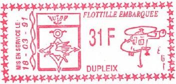 * FLOTTILLE 31 F * 91-03_12