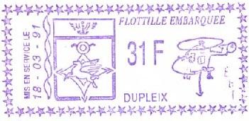 * FLOTTILLE 31 F * 91-03_13