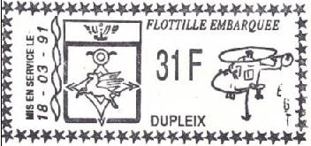 * FLOTTILLE 31 F * 91-03_14