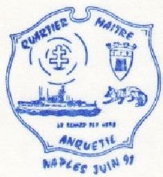 * QUARTIER-MAÎTRE ANQUETIL (1979/2000) * 91-0610