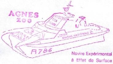 * AGNÈS 200 (1990/1992) * 91-0710