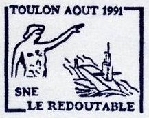 * LE REDOUTABLE (1971/1991) * 91-0911