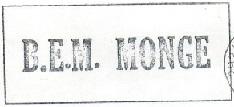 * MONGE (1992/....) * 91-0915