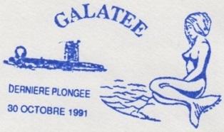 * GALATEE (1964/1991) * 91-1016