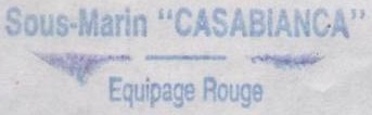 * CASABIANCA (1984/....) * 91-1112