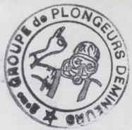 + 2ème GROUPE PLONGEURS-DEMINEURS  + 92-0310