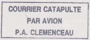 * CLEMENCEAU (1961/1998) * 92-0714