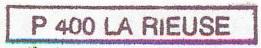 * LA RIEUSE (1987/2011) * 92-11_12