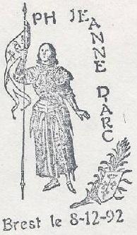* JEANNE D'ARC (1964/2010) * 92-1212