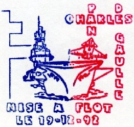 * CHARLES DE GAULLE (2001/....) * 92-12_10