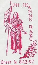* JEANNE D'ARC (1964/2010) * 92-12_12