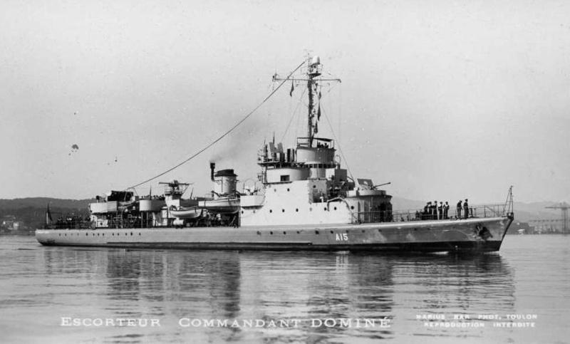 * COMMANDANT DOMINE (1940/1960) * 928_0010