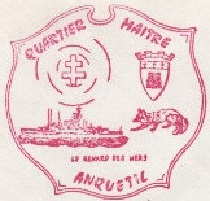 * QUARTIER-MAÎTRE ANQUETIL (1979/2000) * 93-0310
